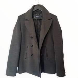 Men's Double Breasted Pea Coat